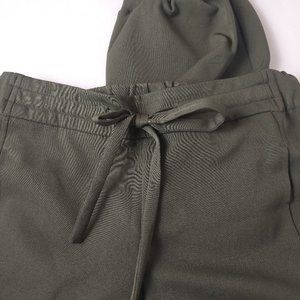 Prologue Army Green Olive Jogger Dress Pant Stretc